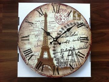 パリ観覧車時計