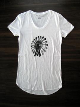 観覧車Tシャツ